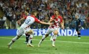 随着何塞·穆里尼奥在2018年世界杯决赛中的目标得分,伊万·佩里西奇让曼联球迷兴奋不已